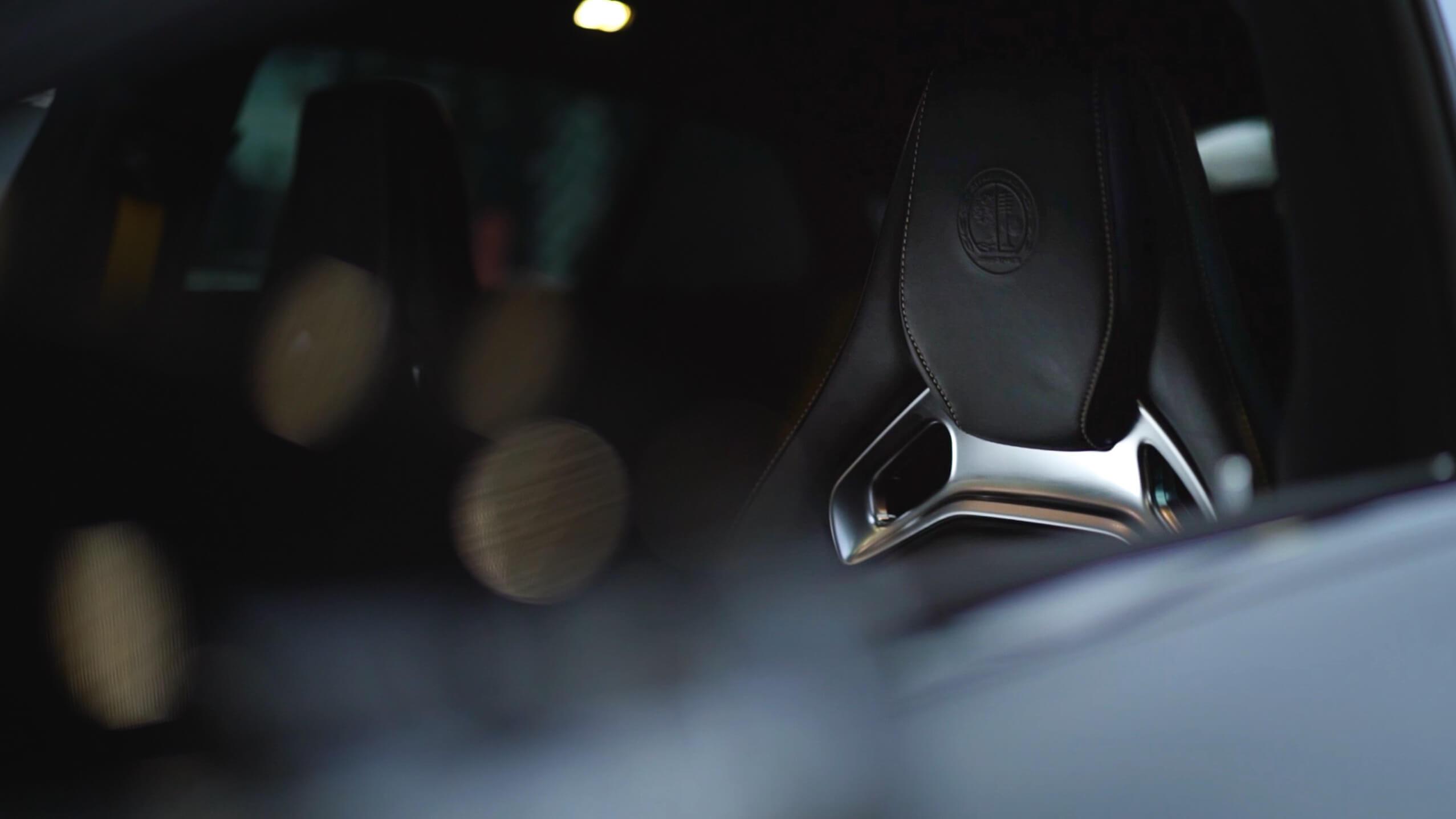Mercedes Benz The Woodlands – GT 63S